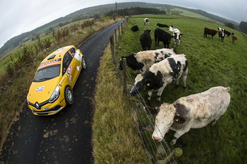 3. Міхаель Буррі, Андерсон Левратті, Renault Clio R3T