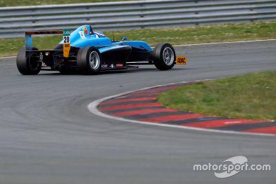 Oschersleben pre-season test april