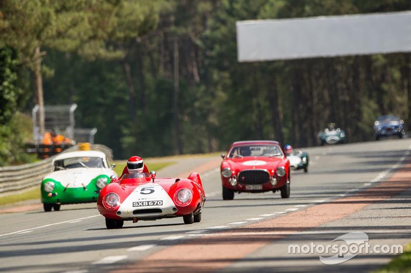 1956 Lotus XI 1500