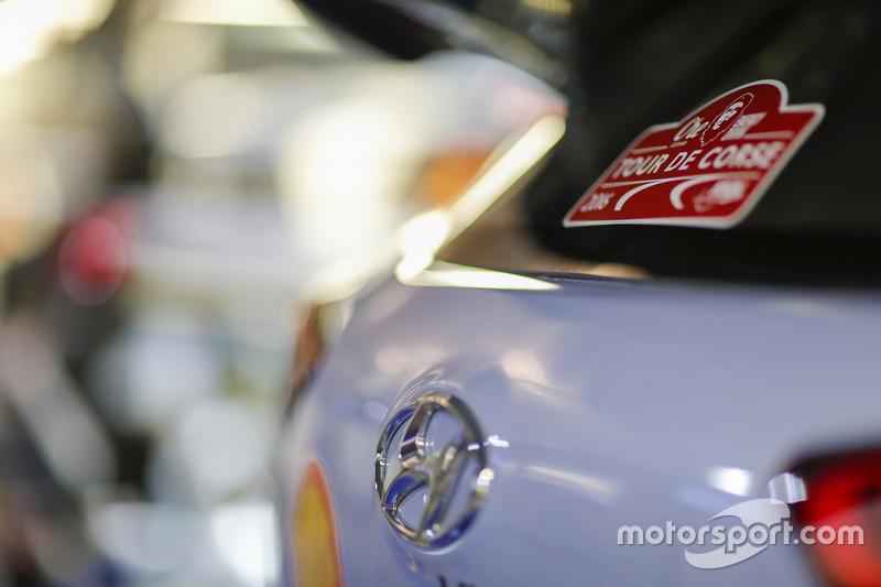تفاصيل سيارة هيونداي آي20 دبليو آر سي، هيونداي موتورسبورت