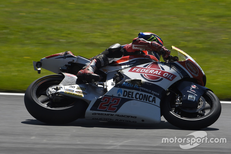 Sam Lowes, Federal Oil Gresini Moto2, Kalex