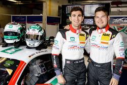 #29 Montaplast by Land-Motorsport, Audi R8 LMS: Connor De Phillippi, Christopher Mies