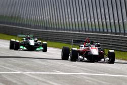 Ricky Capo, Fortec Motorsport Dallara F312 – Mercedes
