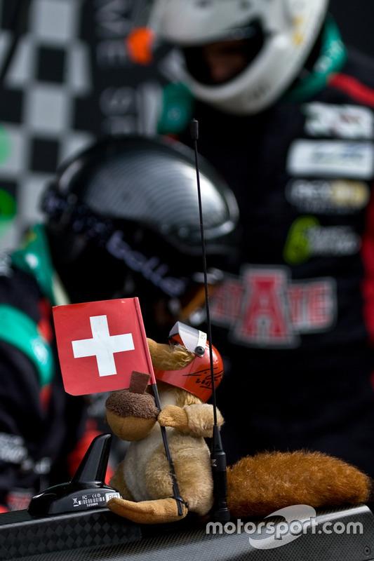 Zwitserse mascotte