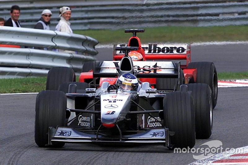2000: Mika Häkkinen (McLaren-Mercedes MP4/15)