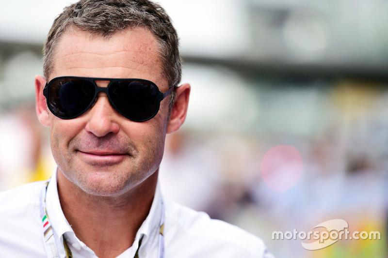 Tom Kristensen, FIA Steward