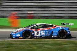 #12 Ombra Racing Lamborghini Huracan GT3: Alex Frassinetti, Andrea Rizzoli, Romain Monti