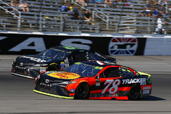 Martin Truex Jr., Furniture Row Racing Toyota, Gray Gaulding, BK Racing Toyota