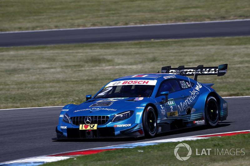 Гері Паффетт, HWA Team, Mercedes-AMG C63 DTM