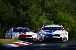 #24 BMW Team RLL BMW M8, GTLM: John Edwards, Jesse Krohn, #25 BMW Team RLL BMW M8, GTLM: Alexander Sims, Connor de Phillippi