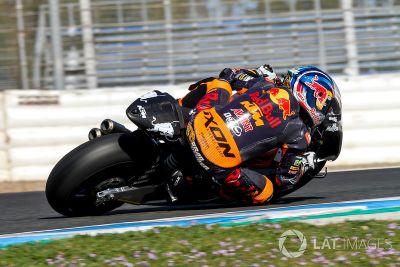 Test Jerez februari