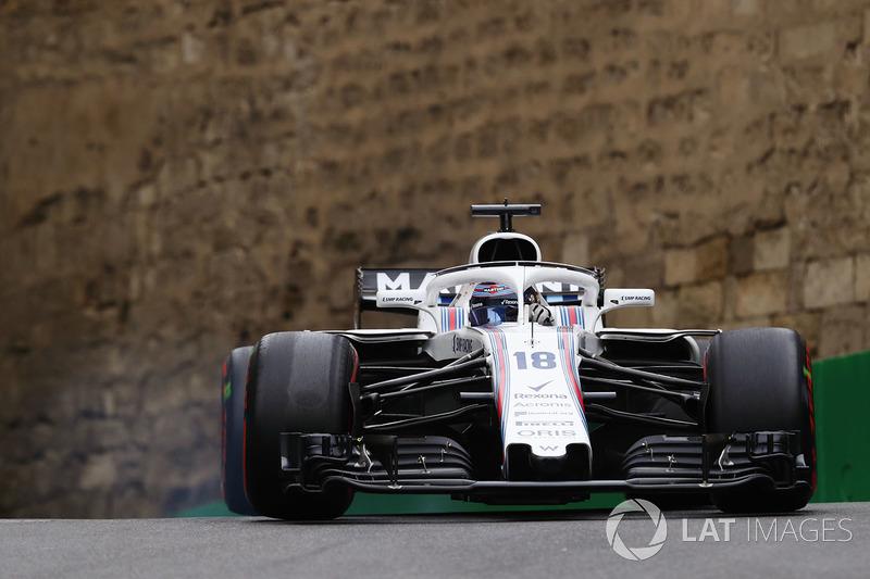 10: Лэнс Стролл, Williams FW41 Mercedes – 1:43.585