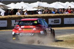 Adam Morgan Ciceley Motorsport A-Class
