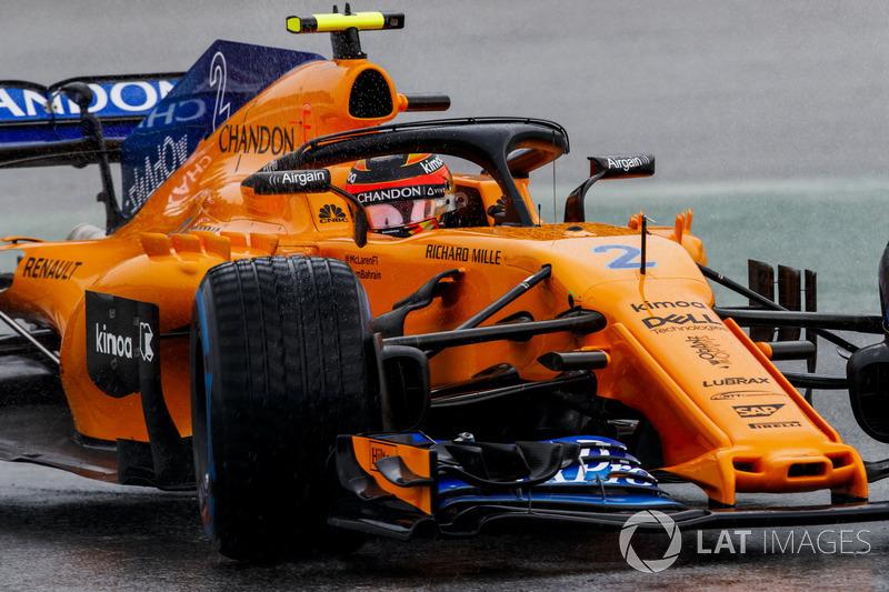 15 місце — Стоффель Вандорн, McLaren — 21