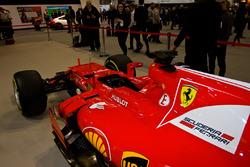 Une Ferrari F1