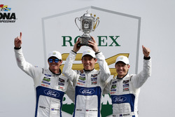 Переможці GTLM: #67 Ford Performance Chip Ganassi Racing Ford GT: Райан Бріско, Річард Вестбрук, Скотт Діксон