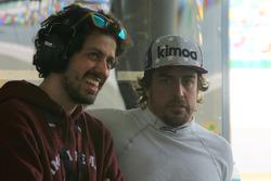 #23 United Autosports Ligier LMP2: Fernando Alonso