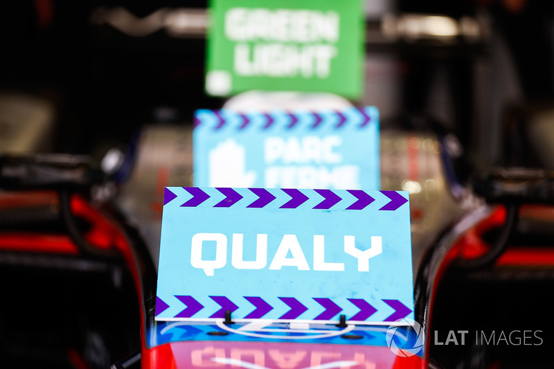 Qualy sign