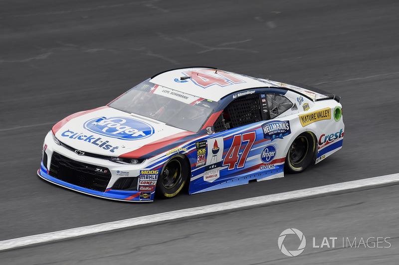 30. A.J. Allmendinger, JTG Daugherty Racing, Chevrolet Camaro Kroger ClickList