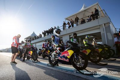 Red Bull Rookies Cup 2020 selectie