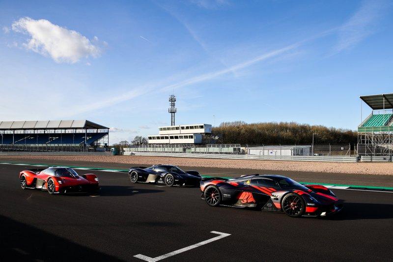 Red Bull Racing Aston Martin Valkyrie