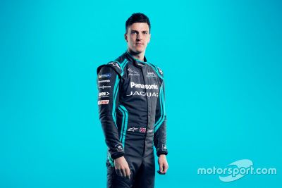 James Calado Jaguar Racing aankondiging