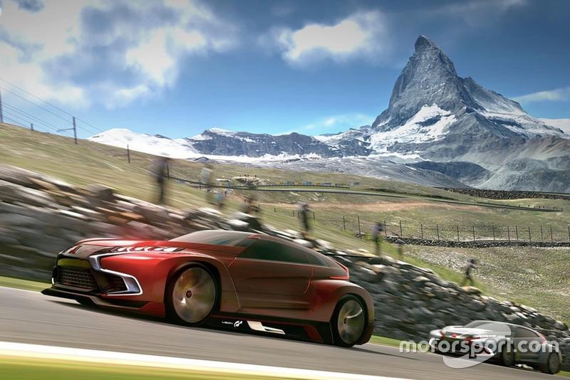 Mitsubishi Concept XR-PHEV EVOLUTION Vision Gran Turismo (mayo 2014)