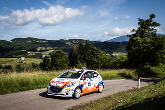 Davide Craviotto, Peugeot 208 R2