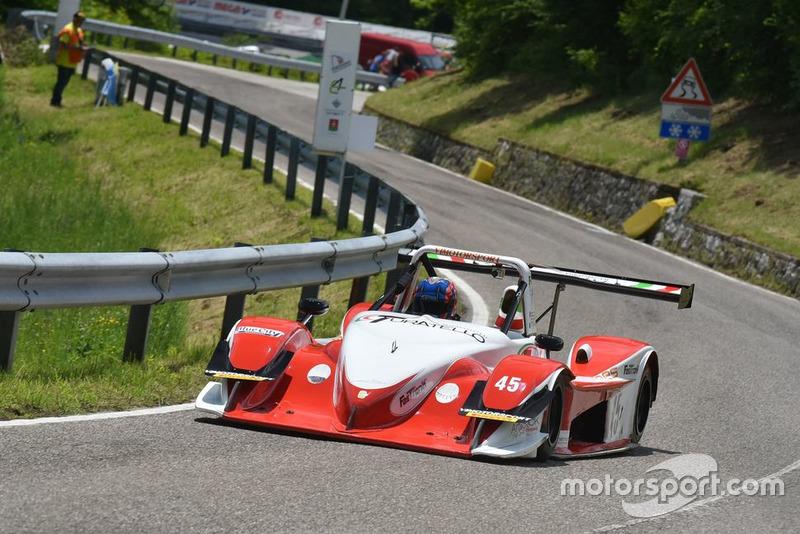Francesco Turatello, Osella Pa21s, Vimotorsport