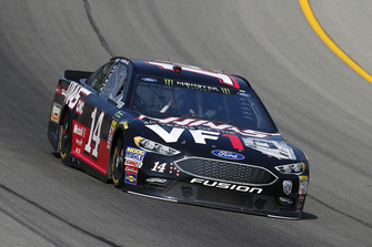 Clint Bowyer, Stewart-Haas Racing, Ford Fusion Haas 30 Years of the VF1