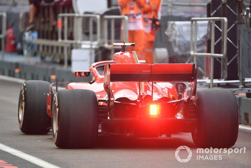 5 місце — Кімі Райкконен, Ferrari — 241