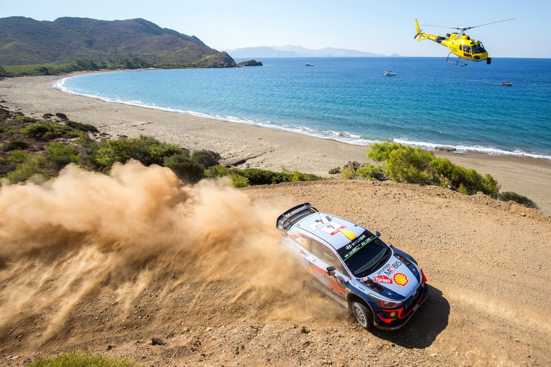 Андреас Миккельсен и Андерс Егер, Hyundai Motorsport Hyundai i20 Coupe WRC
