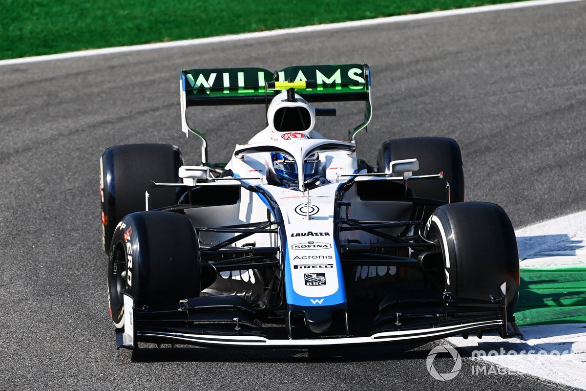 P20 Nicholas Latifi, Williams FW43