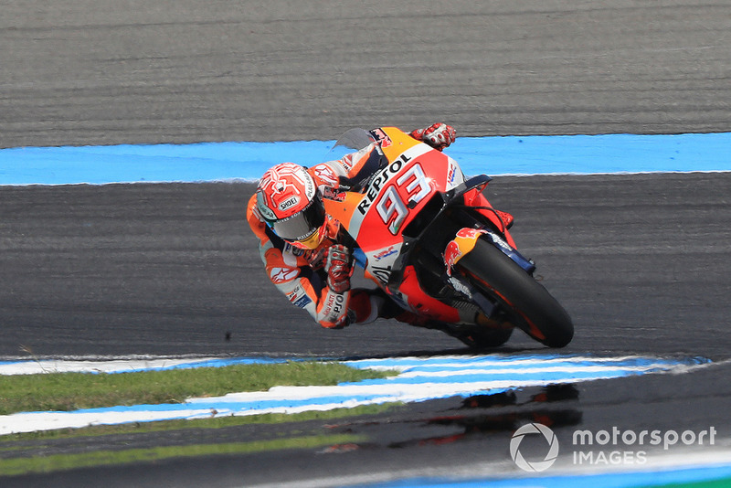 #15 GP de Thaïlande - Pole : Marc Márquez