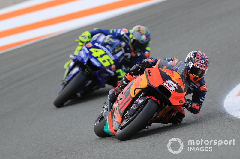 Жоанн Зарко, Red Bull KTM Factory Racing, Валентино Россі, Yamaha Factory Racing