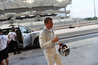Kimi Raikkonen, Sauber, ritorna ai box