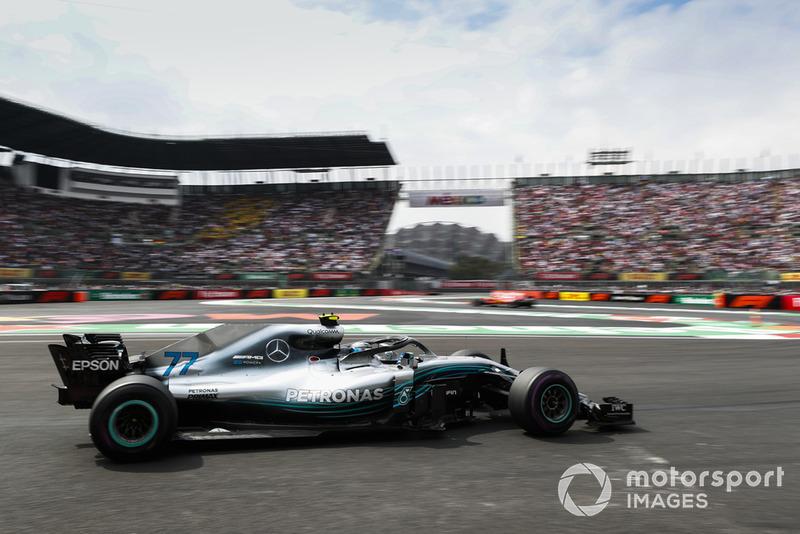Gran Premio de México-Valtteri Bottas