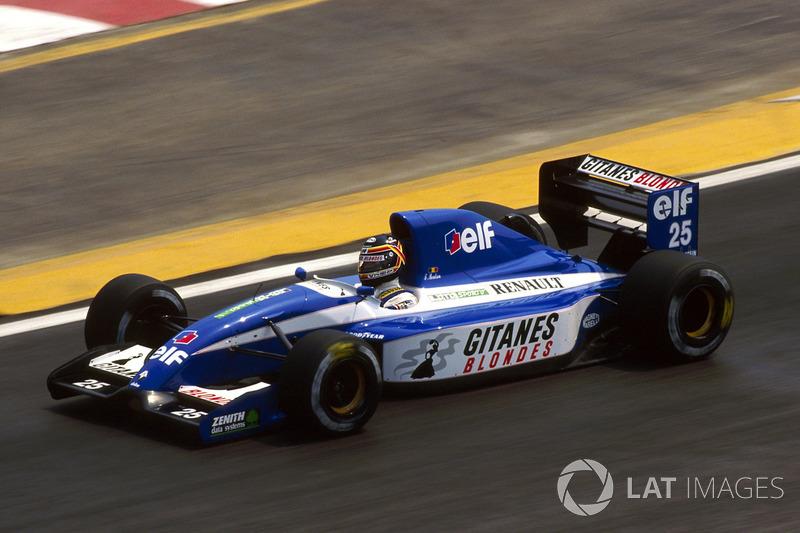 Ligier : 1992-1994