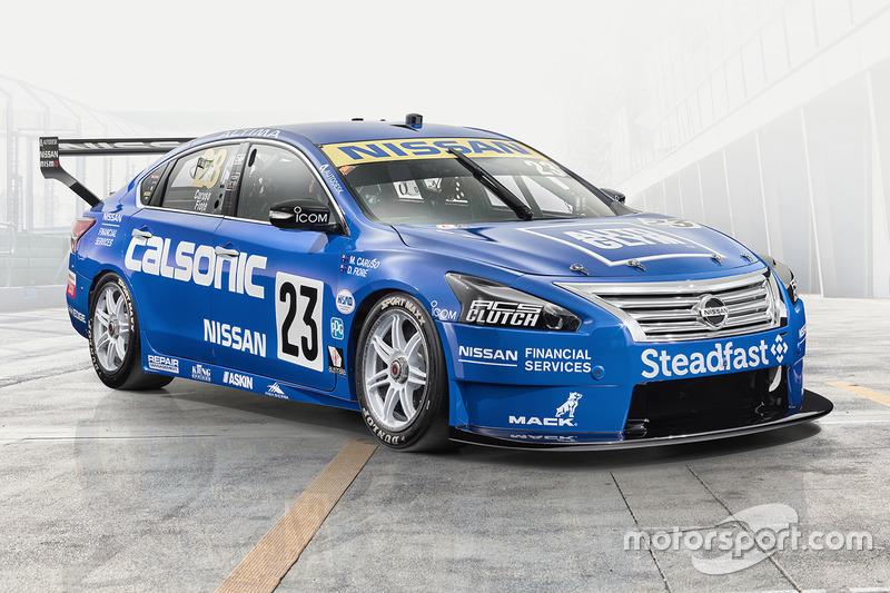 Nissan Motorsport – Michael Caruso/Dean Fiore