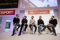 Colin Turkington, Andrew Jordan, Gordon Shedden & Matt Neal
