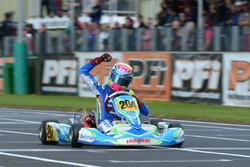 CIK-FIA European KFJ: Inggris Raya