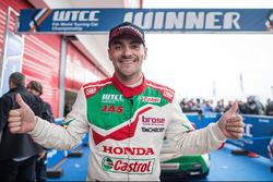 Ganador Norbert Michelisz, Honda Racing Team JAS