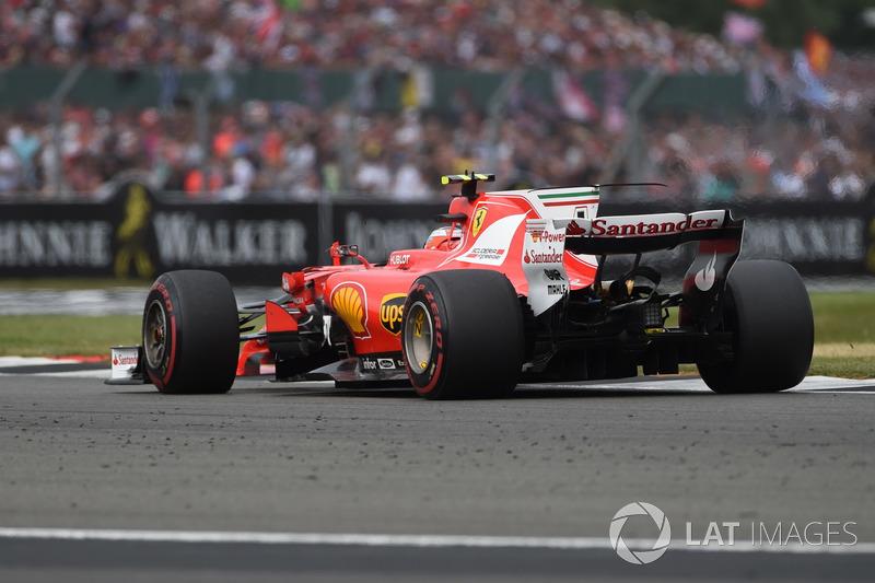 6 місце — Кімі Райкконен, Ferrari — 178