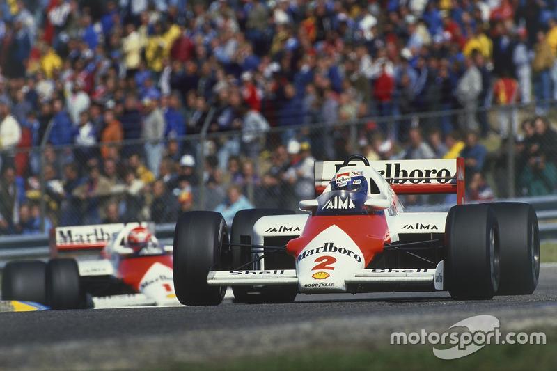 12. McLaren (1984-1985)