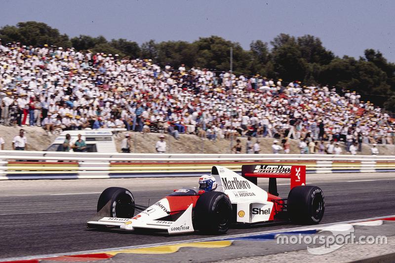 マクラーレンMP4/5・ホンダ(アラン・プロスト/1989年フランスGP)