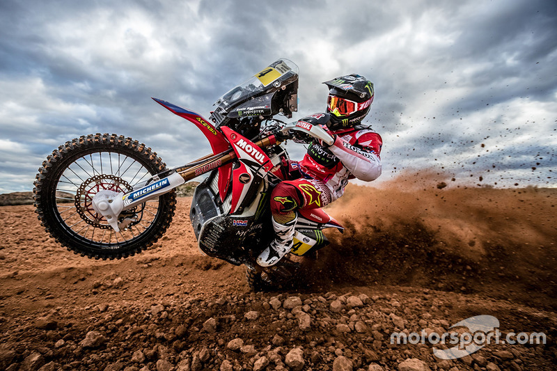 Кевін Бенавідес, Monster Energy Honda Team