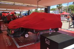 The car of Kris Meeke, Paul Nagle, Citroën C3 WRC, Citroën World Rally Team