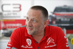 Yves Matton, directeur de Citroën Motorsport