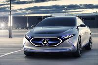 Mercedes-Benz EQC Concept