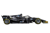 Coche de FIA Fórmula 2 2018